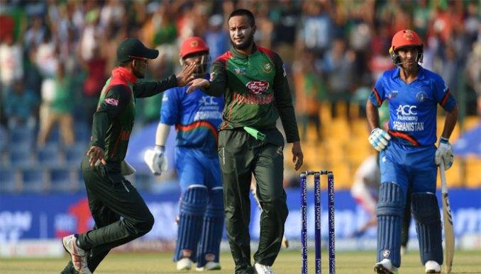 Image result for bangladesh vs afghanistan
