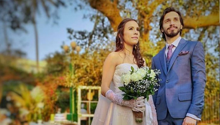Image result for Zoe Viccaji Wedding Pictures