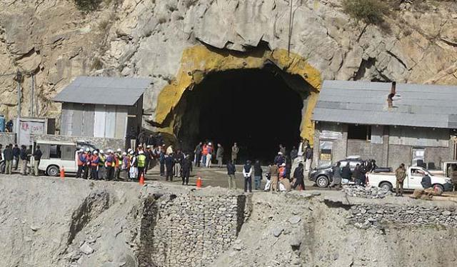 Lowari Tunnel – the lifeline of Chitralis