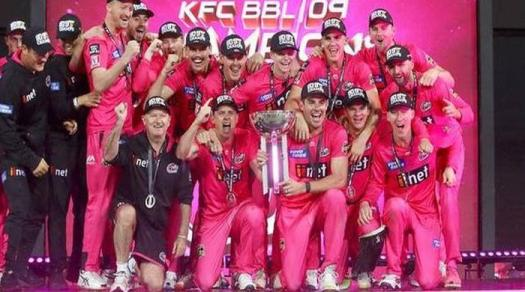Sydney Sixers win Big Bash final, piling misery on Stars