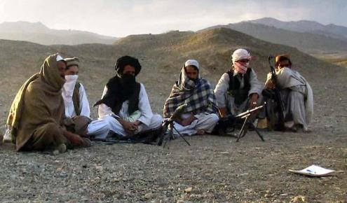 Afghan Taliban delegation visits China to discuss unrest -sources