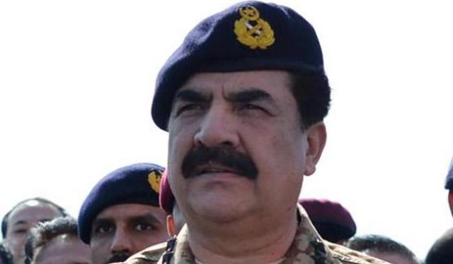Raheel Sharif made head of Islamic Military Alliance: Defence Minister