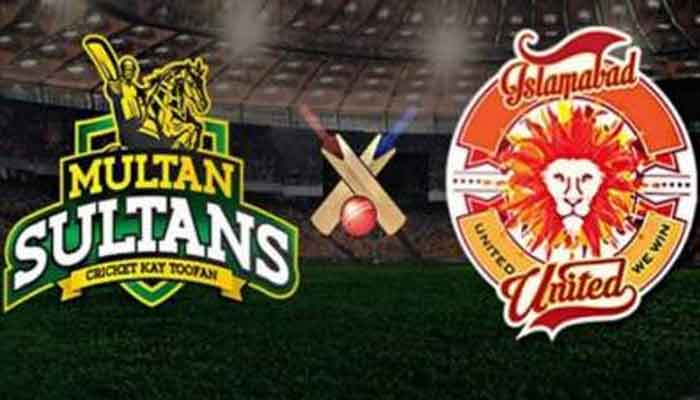 Watch PSL 2021 live stream: Multan Sultans vs Islamabad United, match no 30