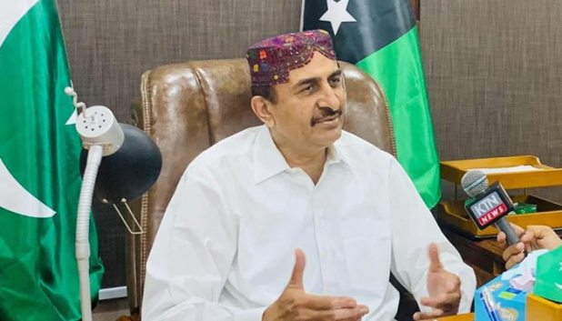 Sindh Minister for Agriculture, Supply, and Prices Muhammad Ismail Rahoo. — Facebook