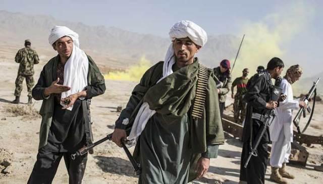 افغان طالبان جنگجو  فائل فوٹو