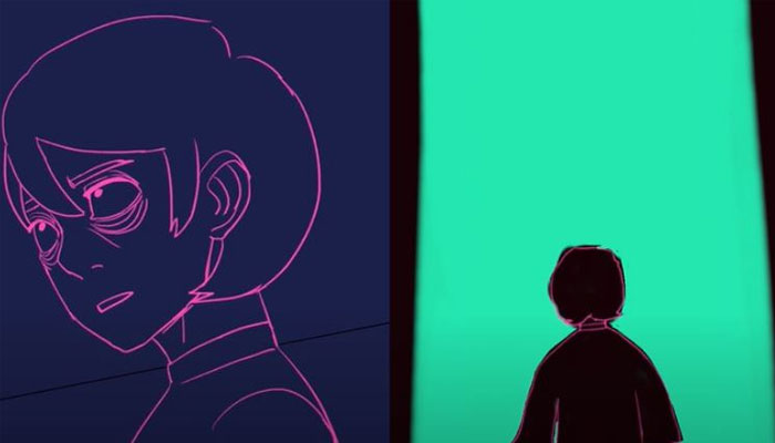 Hussain launched his original, rising Pakistani animated short film, titled, Where the Sunset Weeps