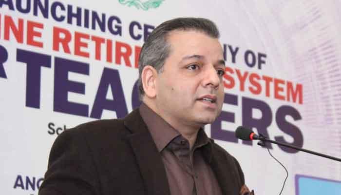 Punjab Minister for School Education Murad Raas. File photo