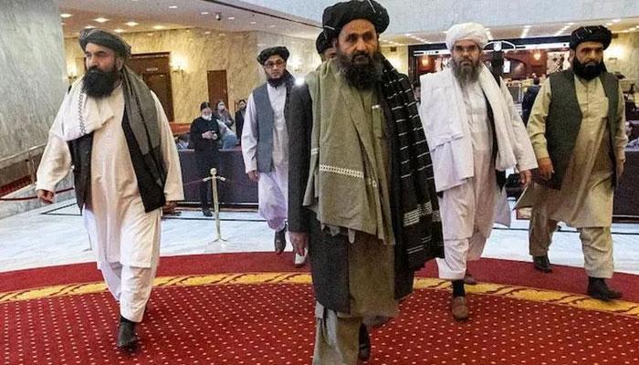 Talibans key leaders. Photo: file
