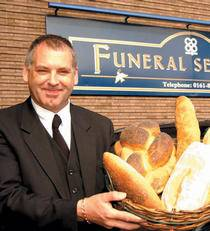 The Co-operative Funeralcare Paul Hilton