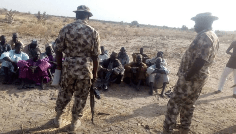 Boko Haram kill 20 soldiers, 40 civilians in twin strikes in Borno