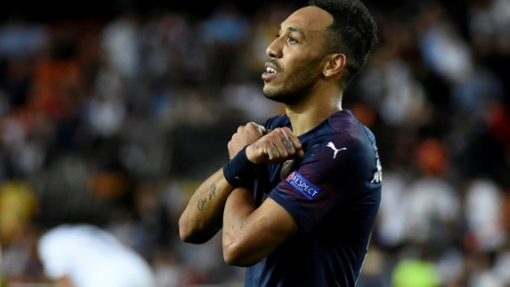 It's up to Arsenal to convince me to stay – Aubameyang