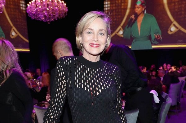 Sharon Stone narrates near-death experience