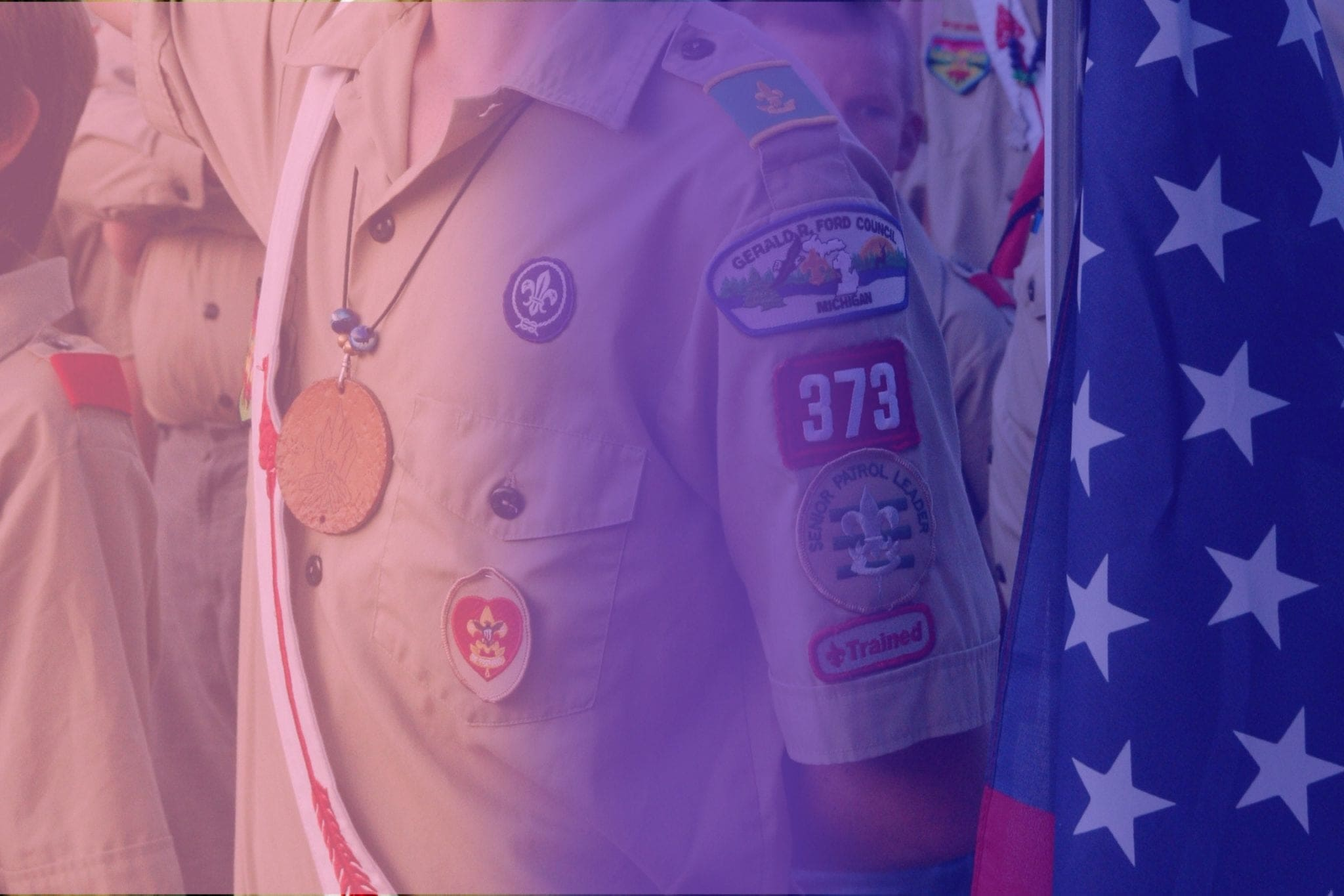 Boy Scouts uniform