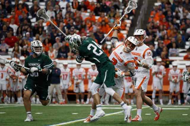 Syracuse vs. Binghamton MLAX