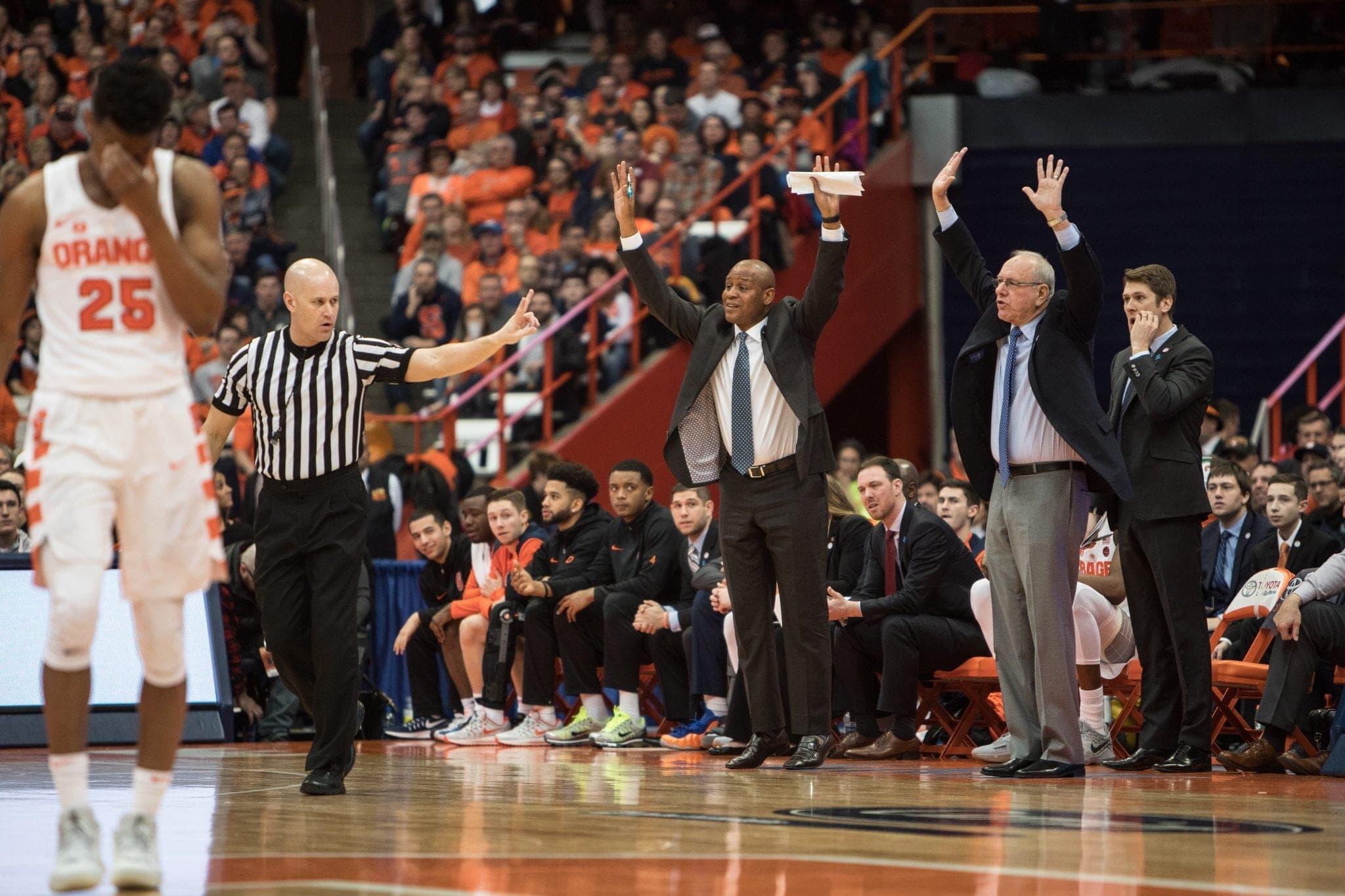 Syracuse vs. Wake Forest men's basketball