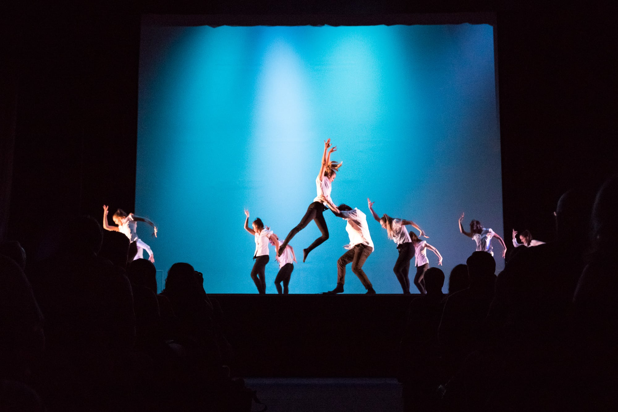 SU DanceWorks spring showcase