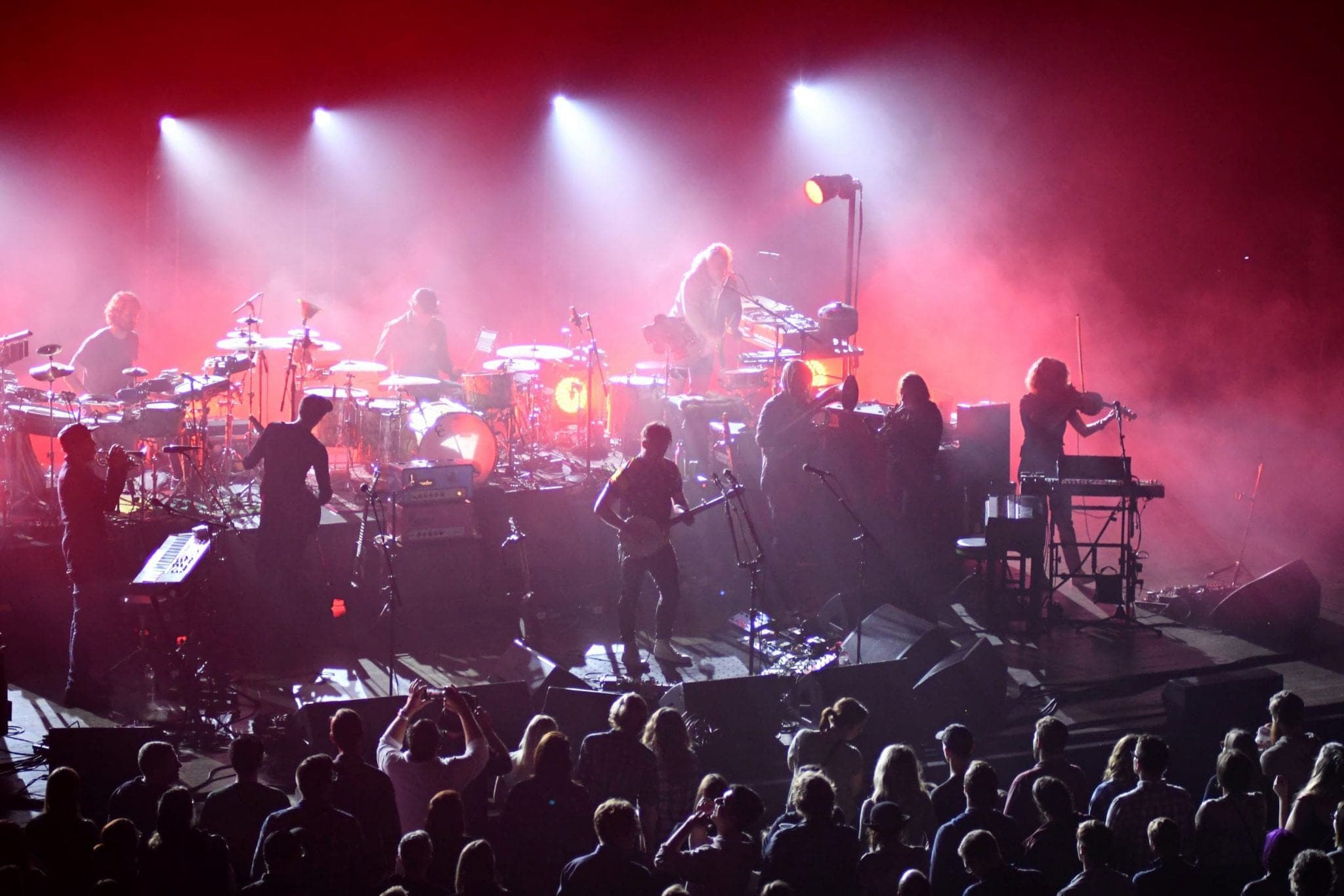 Modest Mouse live in concert in Syracuse