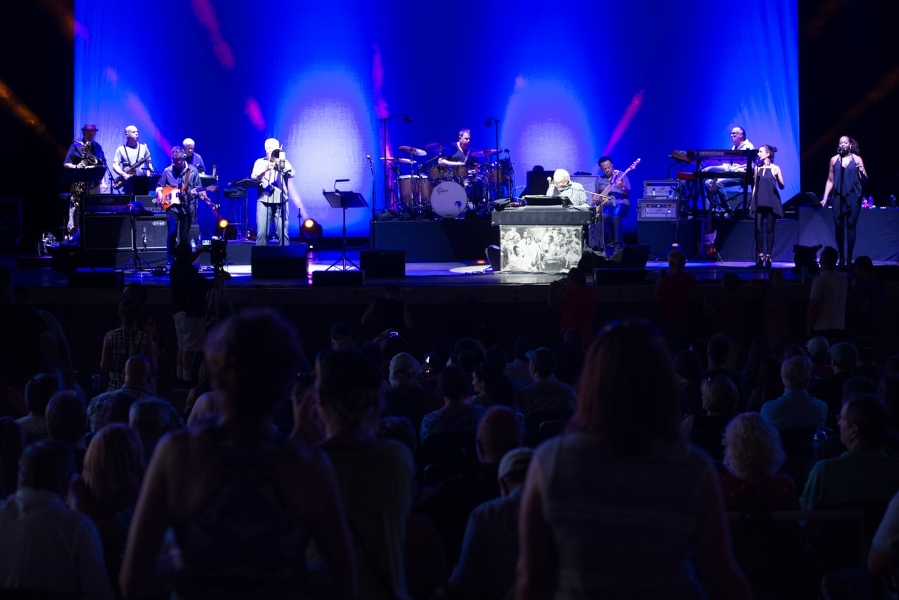 Steely Dan and the Doobie Brothers at St. Joseph's Health Amphitheater at Lakeview - July 3, 2018