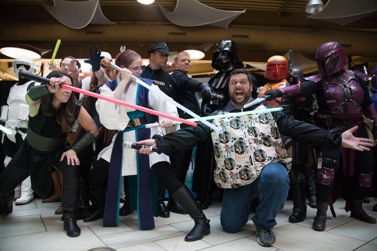 Salt City Comic Con at Destiny USA - Weekend of July 7-8, 2018