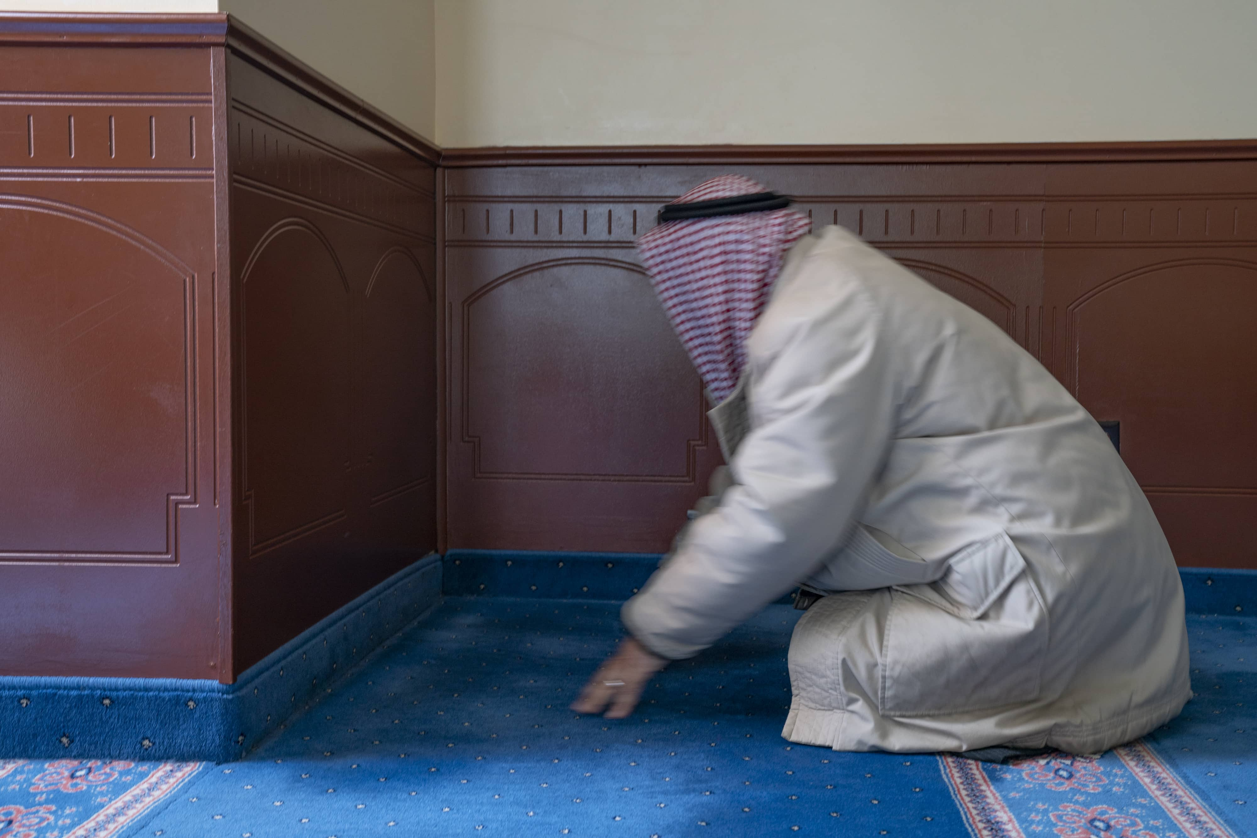 Quebec Borderlines Mosque
