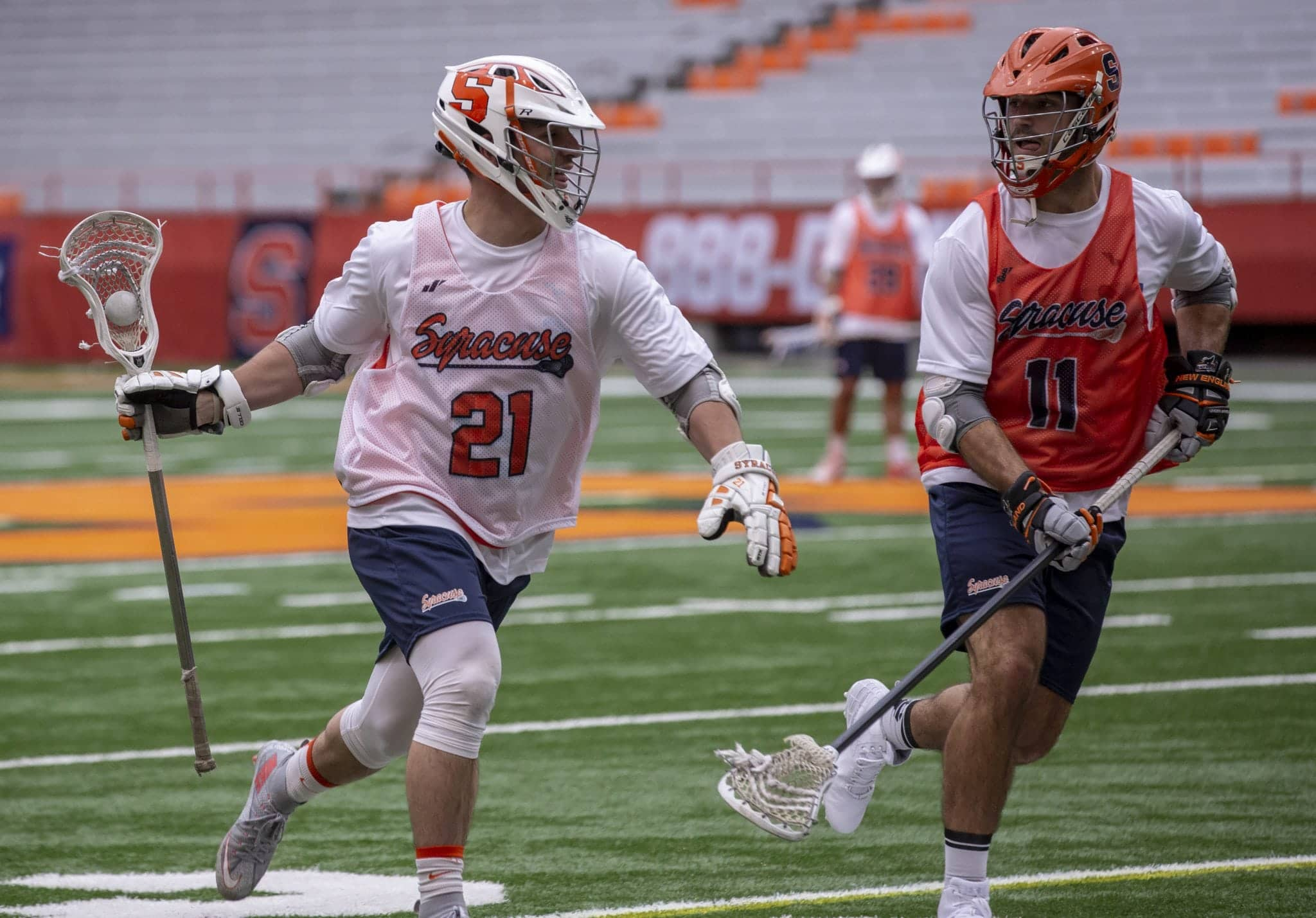 Su Mens Lax Alumni Game