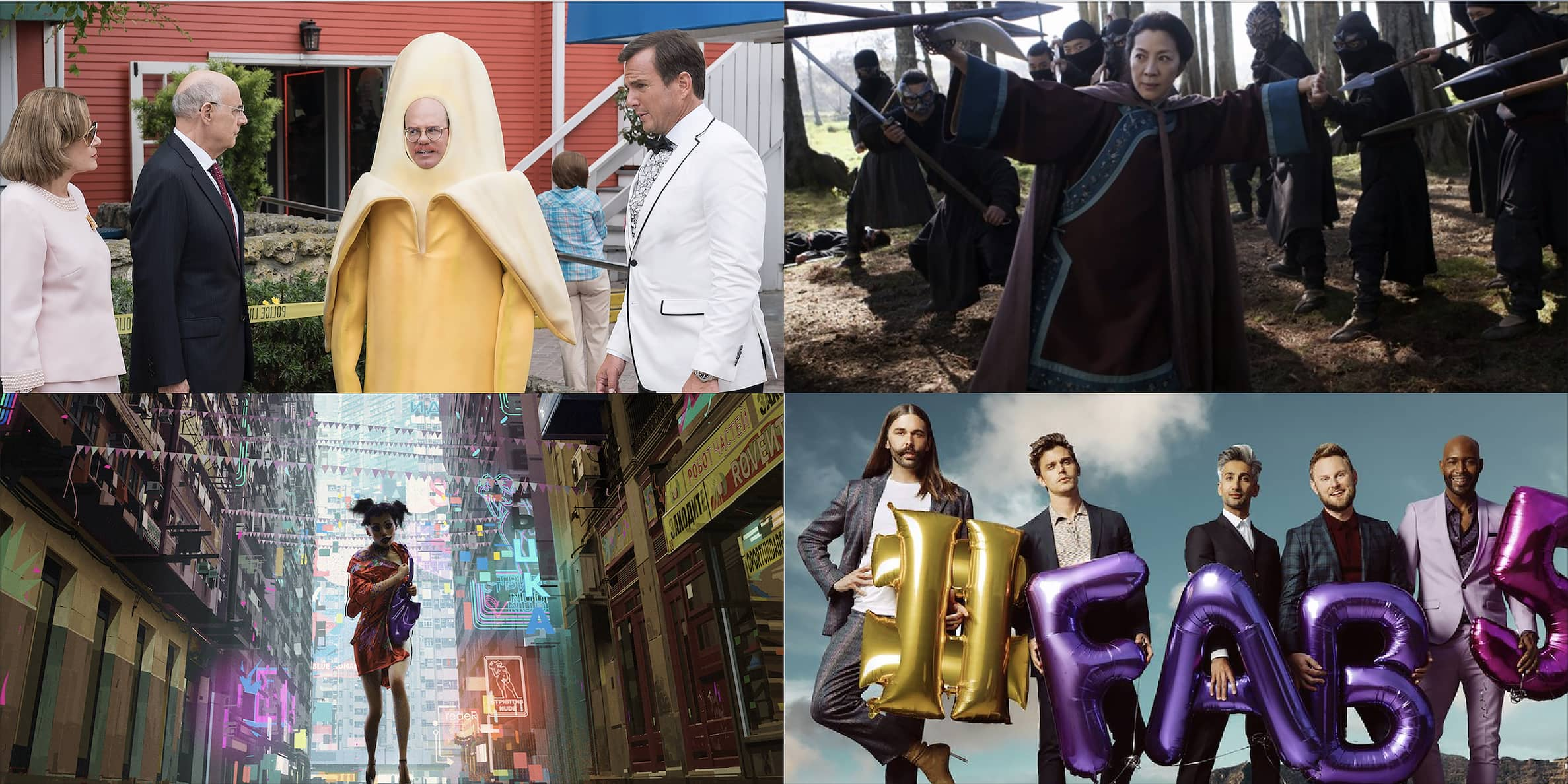 What to watch on Netflix in March 2019