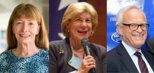 Lynn Conway, Nina Totenberg and Martin Indyk will speak at Syracuse University in March and April