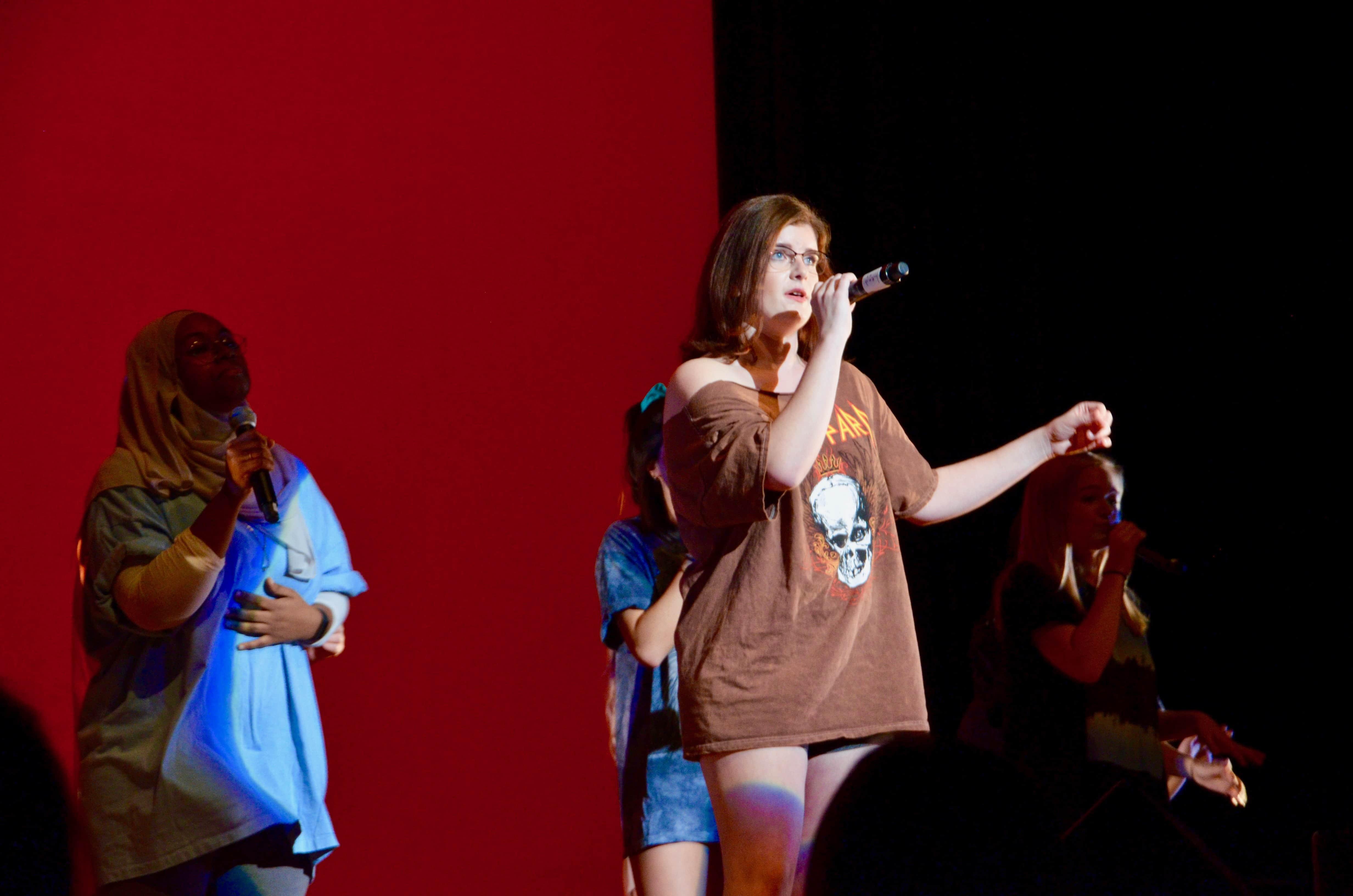 The Mandarins at Cozy Capella concert