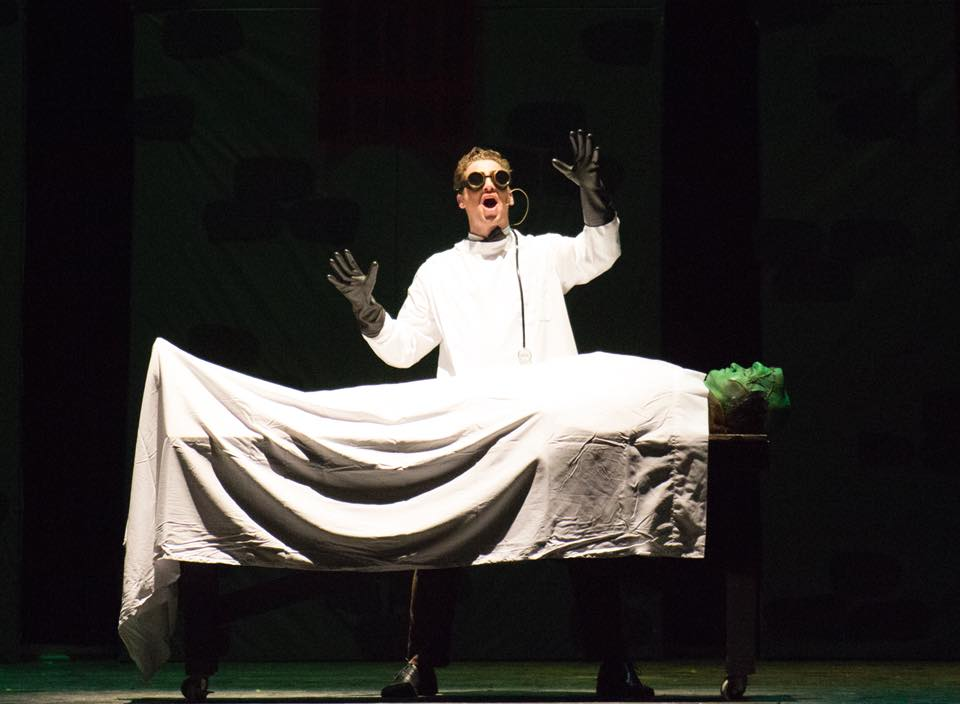 Young Frankenstein - First Year Players at Syracuse University
