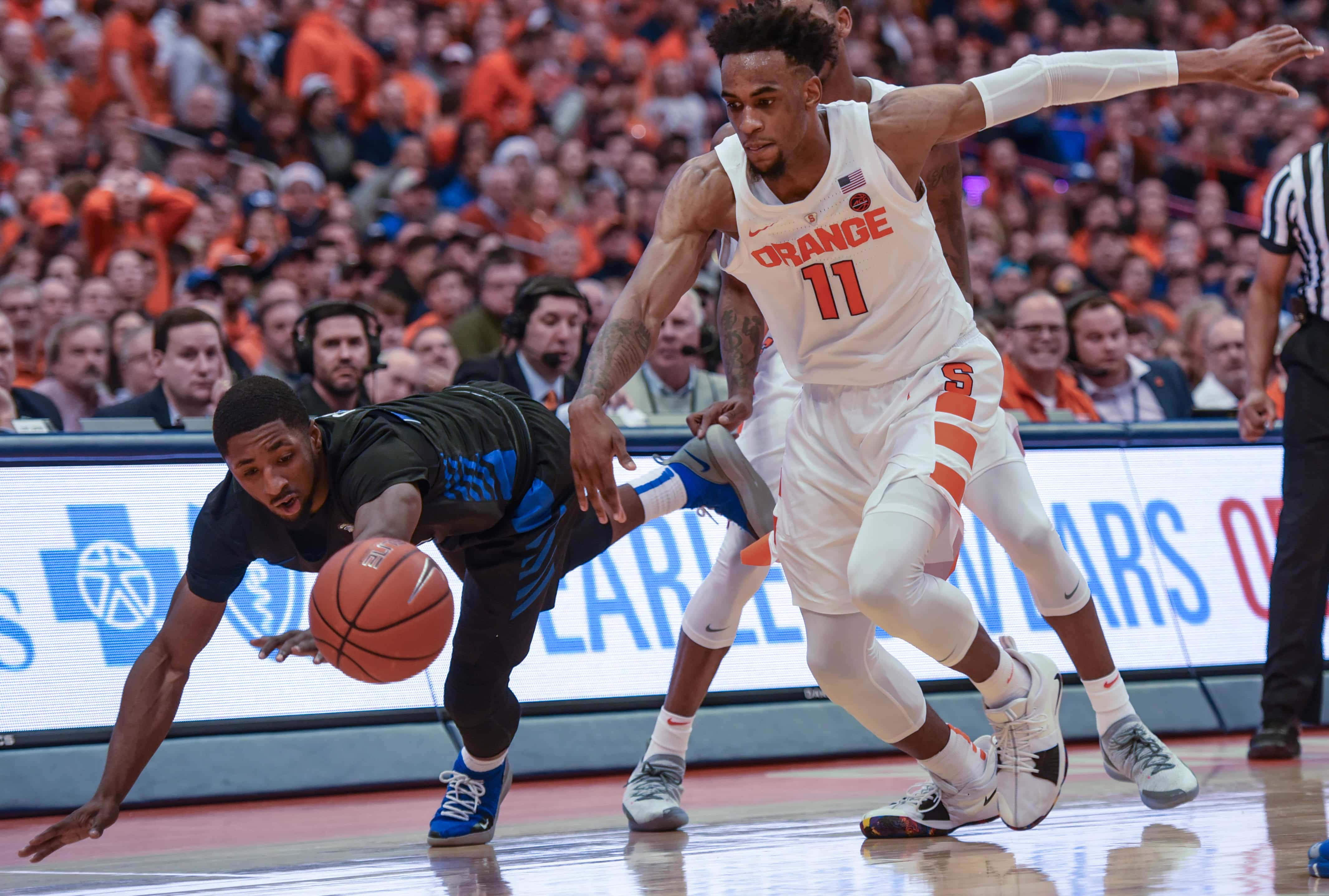 Syracuse Men's Basketball vs. Buffalo