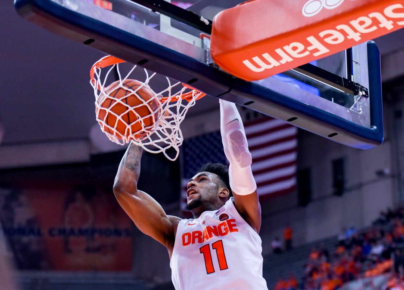Syracuse Men's Basketball vs. Clemson
