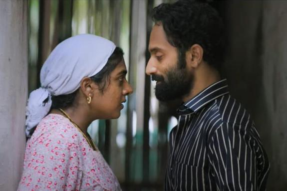 Watch: Fahadh Faasil and Nimisha's romantic single 'Theerame' from 'Malik'  is out | The News Minute