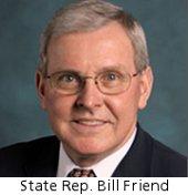 State Rep. Bill Friend