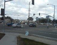 Costa Mesa intersection
