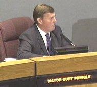 Mayor Curt  Pringle