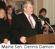 State Senator Dennis S. Damon