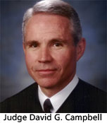 Judge  David G Campbell