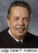 Judge  Daniel P. Anderson