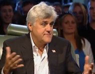 Jay Leno on Top Gear, 8/2