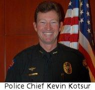 Police Chief Kevin Kotsur