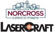 Norcross and Lasercraft logos