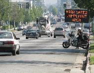 Pasadena radar cop