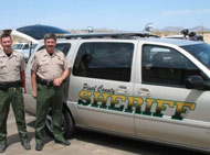 Pinal County photo radar van