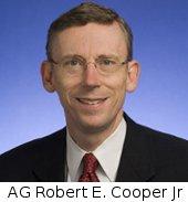 Attorney General Bob Cooper