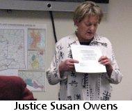 Justice Susan Owens