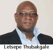 Letsepe Thubakgale