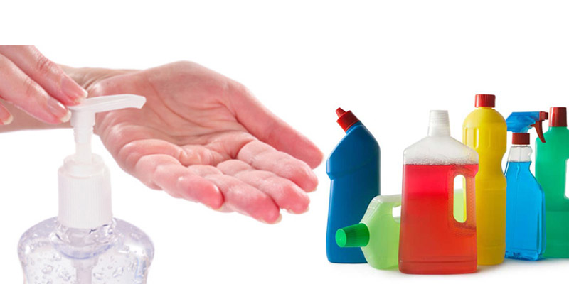 Antiseptics and Disinfectants
