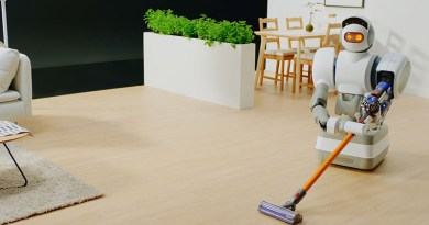 Cleaning Robots