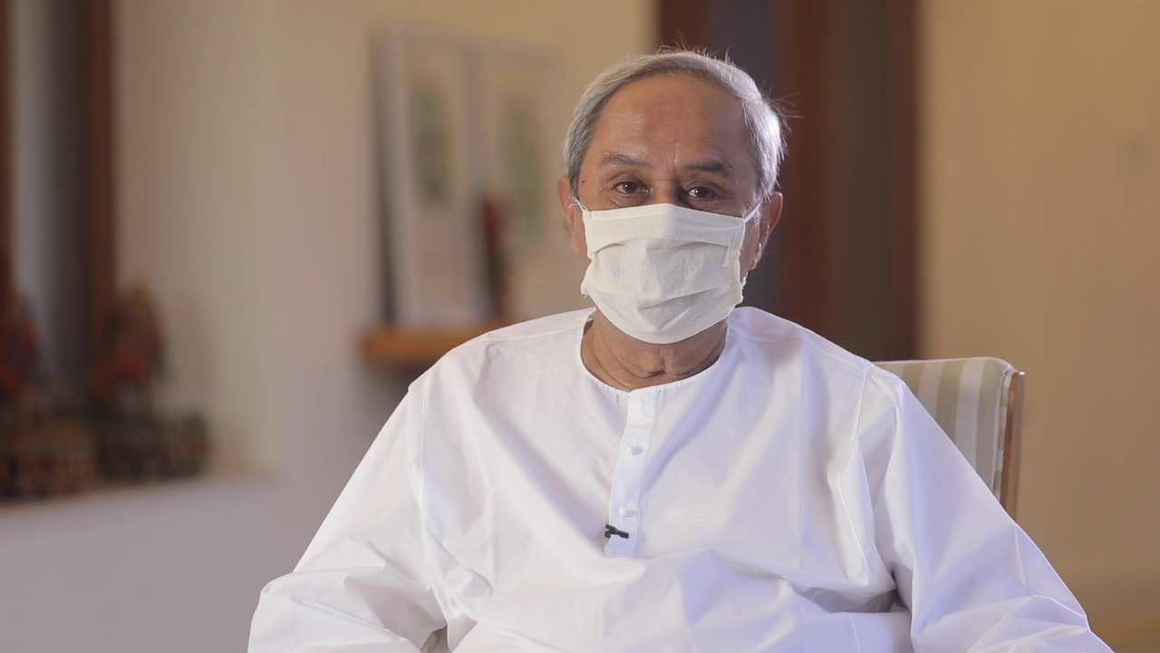 Face Masks Now Essential Part of Our Daily Life: Naveen
