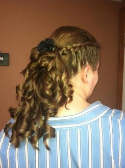 Hairstyle by Mary